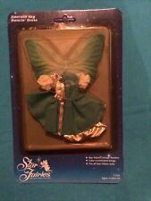 Vintage Tonka Star Fairies Fantasy Fashion ~Emerald Sky Dancin' Dress ~Fits Dawn