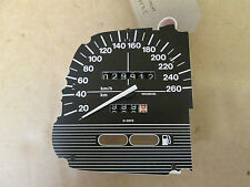 BMW K100RS 16V K1100RS speedometer in KM (our ref CBT)