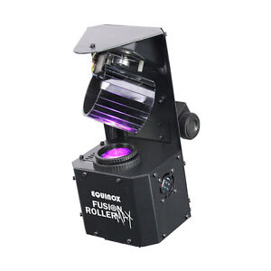 EQUINOX FUSION ROLLER MAX 30W BARREL SCANNER LED DMX LIGHTING *B-Stock*