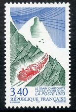 STAMP / TIMBRE FRANCE NEUF N° 2816 ** LE PETIT TRAIN D'ARTOUSTE