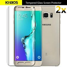 [2-Pack] For Samsung Galaxy S6 Edge HD Full Cover Screen Curve 3D Soft TPU Film