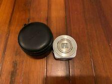 Sony Digital Camera Cyber-shot Lens style DSC-QX10 White 10x optical zoom F/S