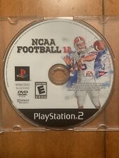 EA sports NCAA College Football 11 Sony Playstation 2 PS2 DISC ONLY-TESTED