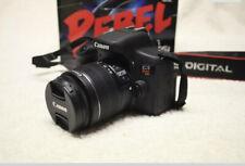 J. Canon EOS Rebel T6i 24.2MP Digital SLR Camera - Black