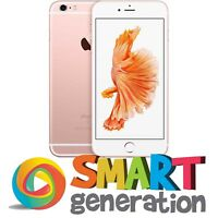  Apple iPhone 6S 64GB Rose Gold/Oro Rosa 💡 iOS 11 - Ricondizionato Garantito