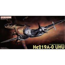 Dragon 5005 Heinkel He219A-0 Uhu 1/72 scale plastic model kit