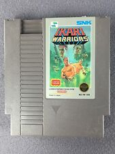 Ikari Warriors (Nintendo Entertainment System, 1987) NES