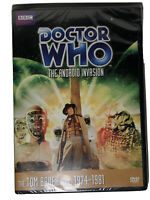 Doctor Who: The Android Invasion Story 83 (DVD) The Tom Baker Years 1974-81 BBC