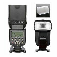 YONGNUO YN560 III YN-560 Wrieless Trigger Speedlite Flash for Canon Nikon Pentax