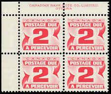 Scott # J22 - 1967 - ' Postage Due '; 20 x 17mm (Upper Left)