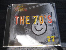 2CD  TIME LIFE  The 70's  Back in the Groove  77  1977  Sounds of the 70's