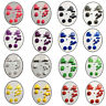 For Nintendo Gamecube Controller Mod Colorful Complete button set Thumbsticks Dw