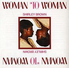 Shirley Brown - Woman to Woman [New CD] Bonus Tracks, Rmst