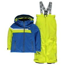 Colmar Ski Suit Set Youngster Boys Water Resistant Hooded Repellent Zip Age 10