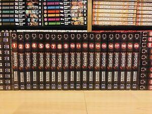 BERSERK 1-40 Manga Set Collection Complete Run Volumes ENGLISH RARE
