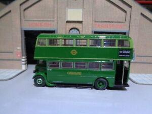 EFE 27802 London Transport Green Line Roofbox STL 2637 Bus Rte 406F  1/76 B2