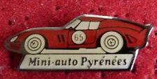 RARE PIN'S FERRARI 250 GTO MINI AUTO PYRENEES