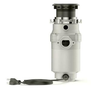Waste King Legend Series 1/3 HP Continuous Feed Garbage Disposal w/ Power Cord