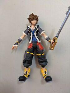 Kingdom Hearts 3 Bring Arts Sora 2nd Form Action Figure Square Enix