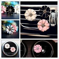 Car Vent Clip Air Freshener Perfume Diffuser Plant Cute Flowers Decoration New