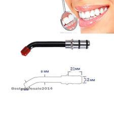 Guide Dental Optical Fiber Curing Light Guide Rod Tip Glass LED Tip 12mm 21mm