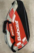 BABOLAT Dual Tennis Racket Bag Red