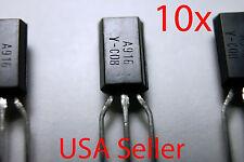 10x  KSA916 FAIRCHILD  NEW, Not-NOS, GENUINE, USA Seller, 2SA916, 2SA954, 2SB560