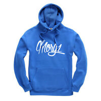 Morgz Kids Hoodie (White Print) YouTube YouTuber Hooded Sweatshirt Ages 3-13