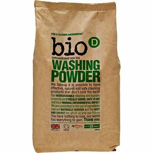Bio-D Washing Powder - 2Kg