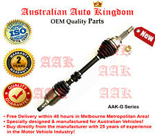 NEW CV DRIVE SHAFT FOR NISSAN T31 XTRAIL MAN 2009 2010 2011 2012 2013 2014 LHS
