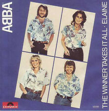 CD SINGLE ABBA The winner takes it all 2-Track CARD SLEEVE