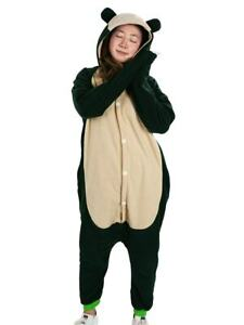 Pokemon Relaxo Kigurumi Jumpsuite Schlafanzug Erwachsene Snorlax Kostüm Cosplay