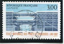 TIMBRE FRANCE OBLITERE N° 3047 PONTS ET CHAUSSEES / Photo non contractuelle
