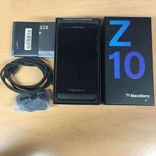 Blackberry Z10 16 GB-nero (sbloccato) Smartphone Brand New Boxed + GARANZIA