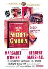 SECRET GARDEN - (1949 Margaret O'Brien) Region Free DVD - Sealed
