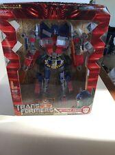 Transformers Revenge Of The Fallen ROTF Leader Class Optimus Prime Action Figure