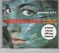 (HE701) Smoke City, Underwater Love - 1997 CD