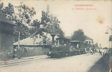 COCHINCHINA Cholon tramway 1910s PC