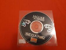 JAGUAR XJ220 SEGA MEGA CD JVC MEGADRIVE CD SEUL LOOSE