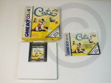 Nintendo Gameboy Color Game Catz Sealed, USED BUT GOOD