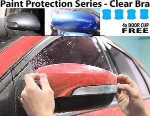 Mirror Kit Paint Protection Clear Bra Film PreCut for 2010-2013 Toyota 4Runner