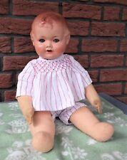 Sonneberger Puppe gemarkt SP 800./7. ca. 40er/50er Jahre, ca. 52 cm