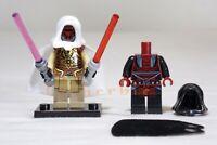 **NEW** Custom Printed VROOK LAMAR Jedi Star Wars KOTOR SWTOR Minifigure