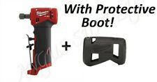 Milwaukee 2485-20 Right Angle Die Grinder M12 Fuel Bare Tool W/ Protective Boot