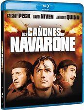 Los Cañones de Navarone (Blu-ray, 2017)
