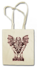 BAPHOMET CTHULHU Hipster Shopping Bag - Call Wars H. P. Lovecraft Miskatonic