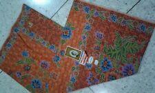 Cotton Long Skirt Indonesia Handmade Women Batik Floral SarongWrap