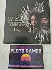 CD MUSICAL : Brandy & Ray-J - Another Day In Paradise - 2 Titres - Floto Games