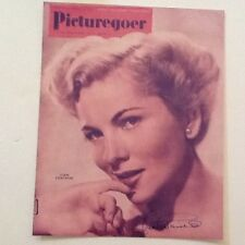 Joan Fontaine SIGNED 8 x10 Photo  Oscar Winner Hitchcock  DeHavilland Sister