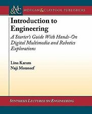 Introduction to Engineering II : A Starter's Guide with Hands-on Digital...